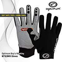 Optimum Boy's Hawkley MTB/BMX Gloves