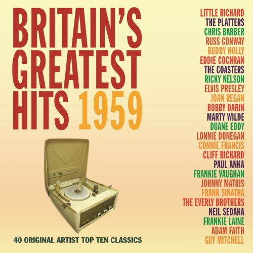 Britain's Greatest Hits 1959 [...