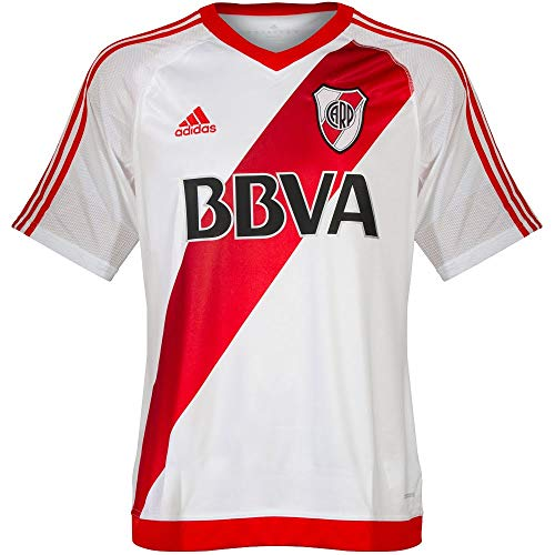 adidas Camiseta River Plate 1rd Home 2016/2017 (XL)