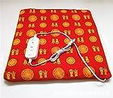 STEAM PANDA Cuscino riscaldante elettrico, piastra riscaldante, imbottitura interna: erbe di assenzio, cura dei glutei per il controllo della temperatura dei cuscinetti, ha alcuni effetti sulla salute , 1