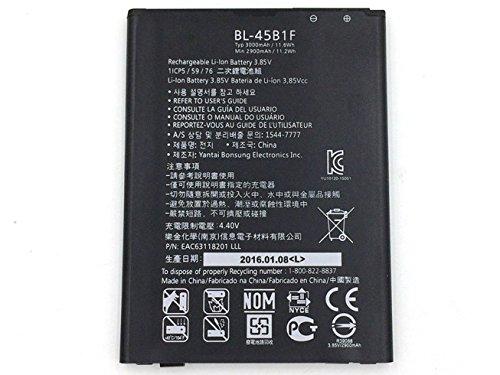 Mah Handy-akku 3000 (Original LG Li-Ionen Akku BL-45B1F mit 3000 mAh für LG V10 H960 (Batterie) - EAC63158401)