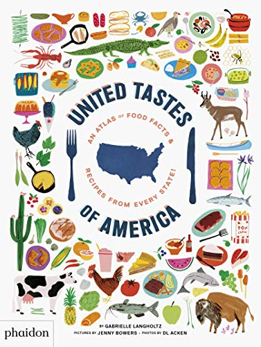 United tastes of America par  Gabrielle Langholtz
