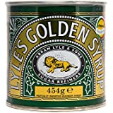 Tate and Lyle Golden Topping Syrup, 454g