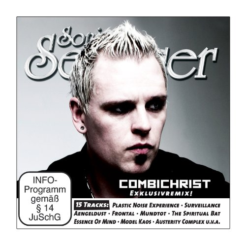 Cold Hands Seduction Vol. 152 (Sonic Seducer) + Exklusivremix von Combichrist