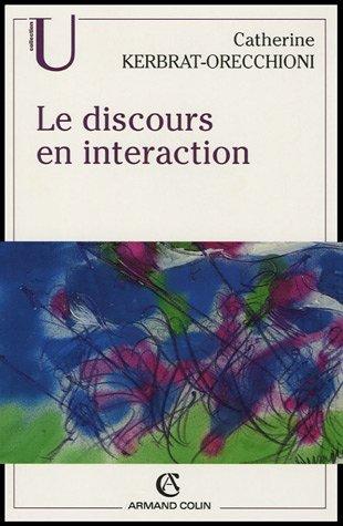 Le discours en interaction