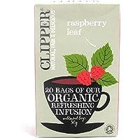 Clipper Teas - Organic Raspberry Leaf Infusion - 50g (Case