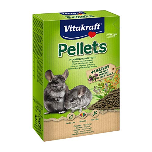 Vitakraft Pellets für Chinchillas - 1kg -
