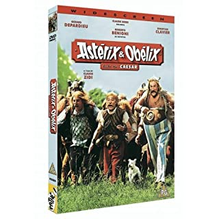 Asterix And Obelix Take On Caesar (1999) [DVD]
