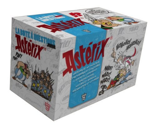 La Boîte à questions junior : Astérix par Anne Marchand Kalicky