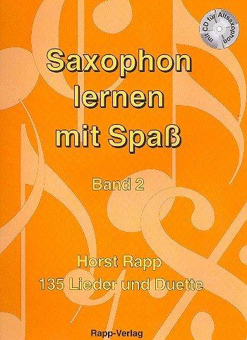 Rapp Verlag Saxophon lernen mit Spaß 2