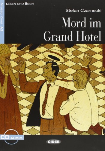 LU.MORD IM GRAND HOTEL+CD 2013