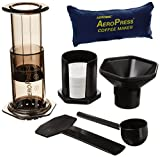 Aerobie AeroPress Coffee Maker with Tote Storage Bag-parent