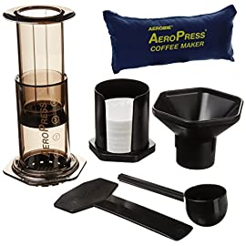 Aerobie AeroPress Coffee Maker with Tote Storage Bag-parent 51QHU 2B 2BnmqL