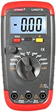 UYIGAO UA6013L Capacitor Medidor LCD Digital de Alta Precisión Capacitancia Tester