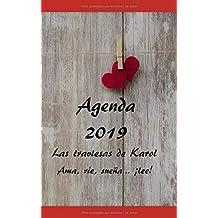 Amazon.es: agendas 2019 - Karol Miller: Libros