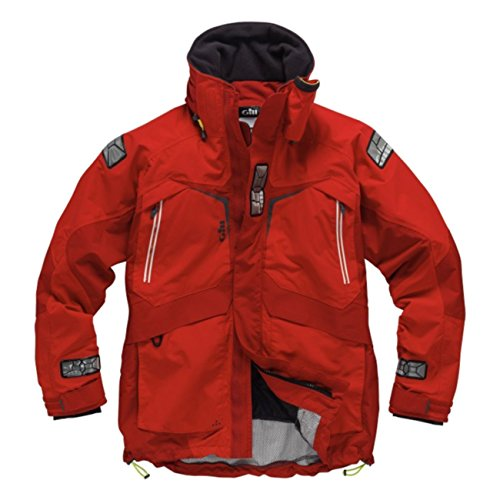 Gill 2017 OS2 Jacket Red OS23J Sizes- - Large