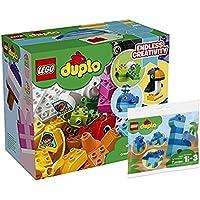Felsen LEGO® DUPLO® Berg Höhle in 3D
