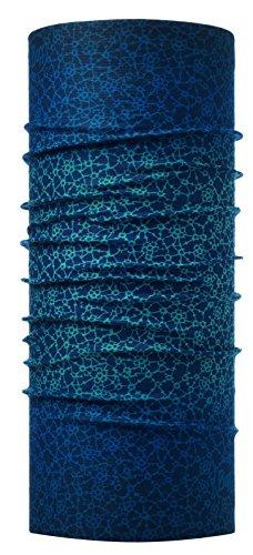 Original Buff 115205.718.10.00 Tubular de Microfibra, Hombre, Azul, Talla Única