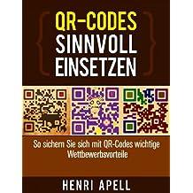 QR-Codes sinnvoll einsetzen: Mit einem QR Code gezielt Marketing betreiben.
