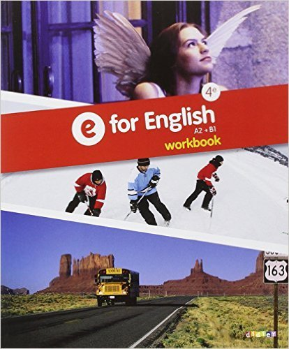 E for English 4e - Workbook by Jean-Pierre Gabilan (2013-04-24)