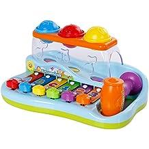 SGILE Juguete de piano Juguete de musica para niños/bebés
