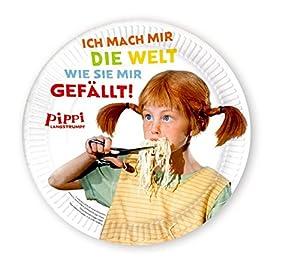 Oetinger Verlag Fifi (película) Lote 8 Platos de Papel