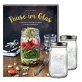 Pause im Glas + Ball Mason Jar 950 ml
