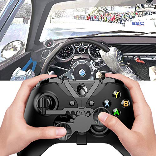 Xbox One Mini Lenkrad, Xbox One Controller Add-on Ersatz Zubehör Alle Xbox Racing Game