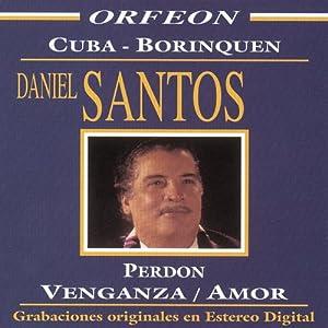 Daniel Santos -  Cuba - Borinquen