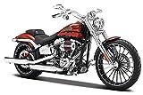 2014 Harley Davidson CVO Breakout Motorcycle Model 1/12 by Maisto 32327 by Harley-Davidson