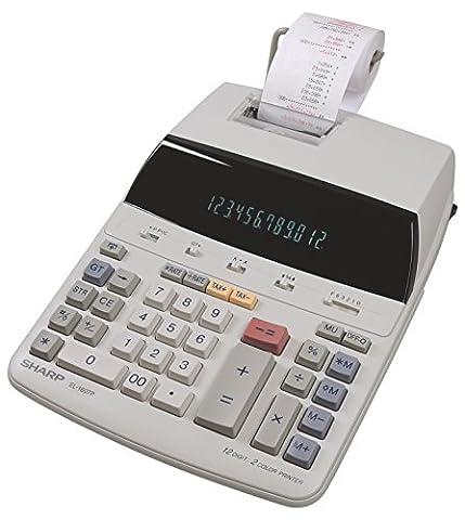 Sharp EL 1607 P Calculator