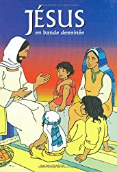 Jésus en bande dessinée