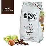 80 cápsulas de café compatibles A modo mio - Nocciolino- 80 Cápsulas compatible con maquinas A modo mio - Il Caffè italiano