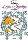 Love stories Disney: Mini blocs coloriages