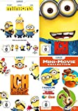 Minions Triologie [ Minions + Ich einfach unverbesserlich 1+2, + Bonus DVD Mini Movie Collection mit 7 Kurzfilmen]
