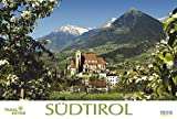 Südtirol - Kalender 2017 - mit Wandplaner - Korsch-Verlag - Panorama-Format - 58 x 39 cm