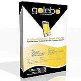 GOLEBO Amazon Kindle Paperwhite (2018) Displayschutzfolie - 1x Schutzfolie Folie No Reflexion|Keine Reflektion MATT für Amazon Kindle Paperwhite (2018)