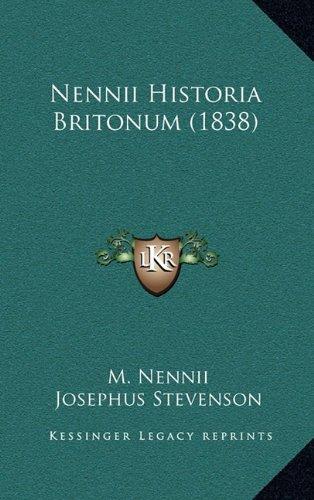 Nennii Historia Britonum (1838)