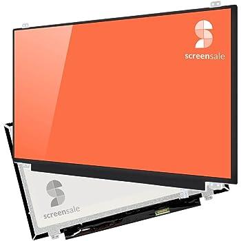Laptiptop 17,3 LED Display Screen Glossy Ersatz f/ür B173RTN01.3 1600x900 HD 30pin Bildschirm Panel