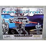 Best Lock Terminator Toys - Best-Lock Building Set 2012 The Terminator Hunter Killer Review