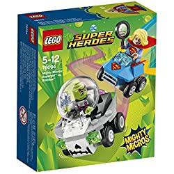 Lego Super Heroes 76094 - Supergirl Mighty Micros Brainiac
