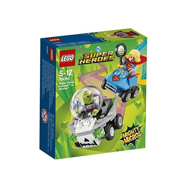 Super-Heroes-Lego-Mighty-Micros-SuperGirl-Contro-Brainiac-Multicolore-76094