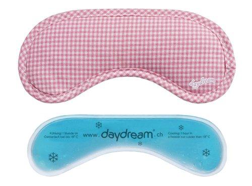 daydream Premium-Schlafmasken aus Westfalenstoff mit Kühlkissen (auch als Kühlmasken verwendbar), verschiedene Designs (A-1023)