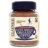 Clipper Fairtrade 100g Café Orgánico Súper Especial (Paquete de 6)