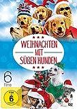 Weihnachten mit süßen Hunden [2 DVDs]