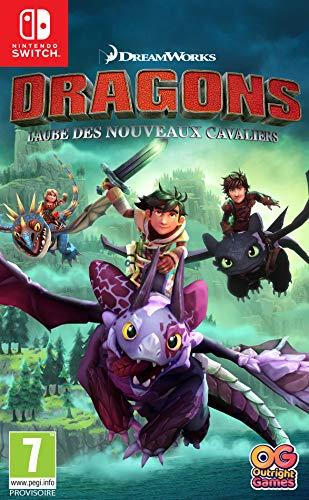 BANDAI NAMCO Entertainment Dragons Dawn of New Riders, Nintendo Switch videogioco Basic Nintendo GameCube
