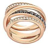 Swarovski Damen-Ring Glas transparent Gr. 58 (18.5) - 5184219