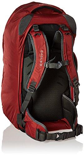 Osprey Farpoint 55 Trekking Rucksack M/L Jasper Red