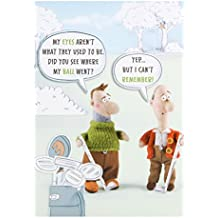 "Hallmark Funny Geburtstagskarte ""Golf–Medium"