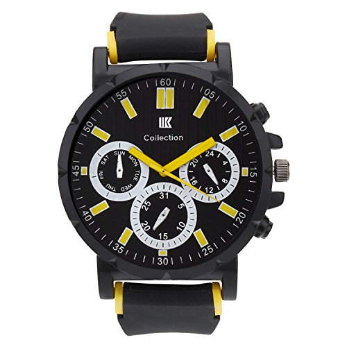 IIK Collection Analog Wrist Watch For Men by KT Fashions (IIK-601M)
